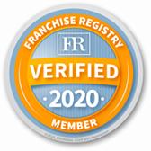 Franchise Registry Verified Member in 2020
