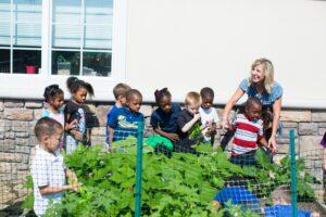 teaching gardening to toddlers